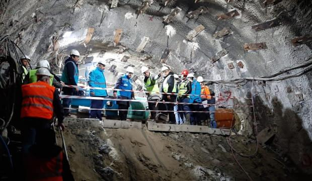 """""""Metro projelerinde peşin kesinti yapıldığı"""" iddiası yalanlandı"""