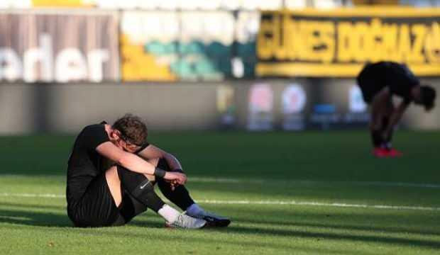 TFF 1. Lig'de Osmanlıspor küme düştü
