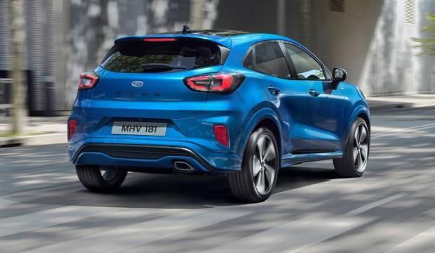 Yeni Ford Puma Türkiye'de! Fiyatı açıklandı