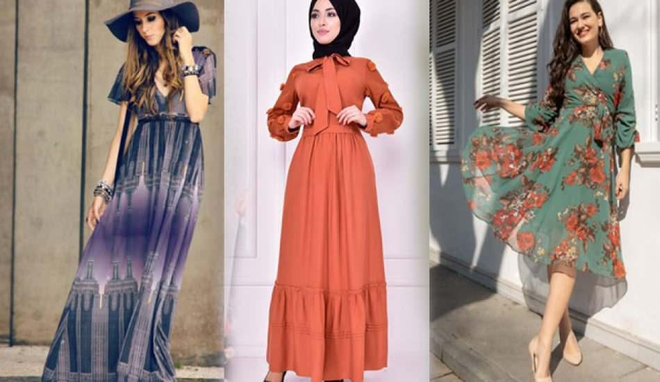 2020 yaz elbise trendleri! Yazın giyilebilecek elbise modelleri