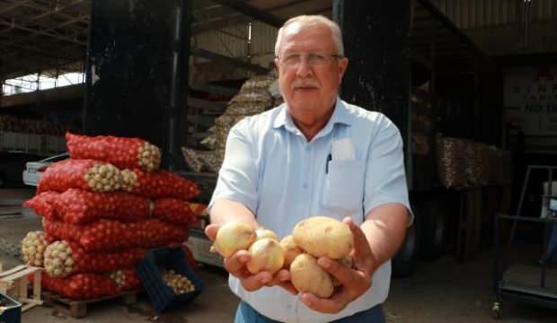 İhracat sınırlaması kalkan patates ve soğan dış piyasayı hareketlendirebilir