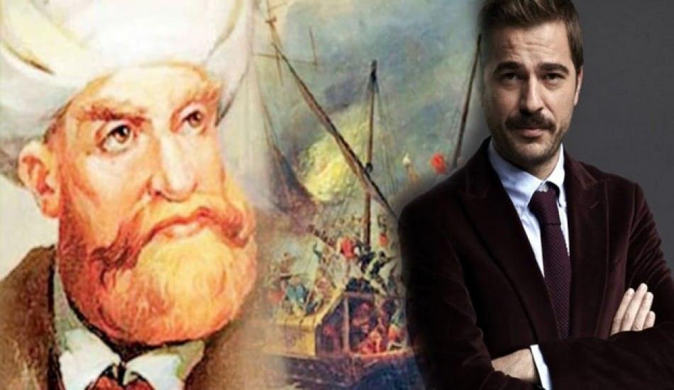'Barbaros' dizisine Engin Altan Düzyatan'dan tarihi hazırlık!