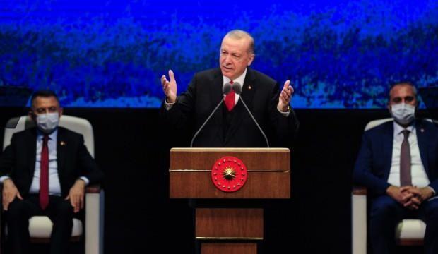 Cumhurbaşkanı Erdoğan'dan borsa ve dolar kuru açıklaması!