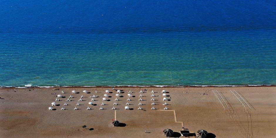 'Konya'nın denizi' Karaburun Plajı