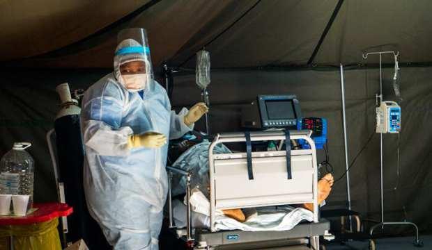 Güney Afrika Cumhuriyeti'nde koronavirüs vaka sayısı korkuttu