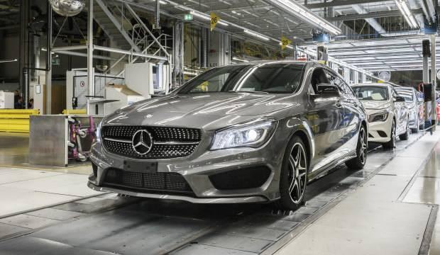 Mercedes Amerika'daki sedan üretimini sonlandırdı