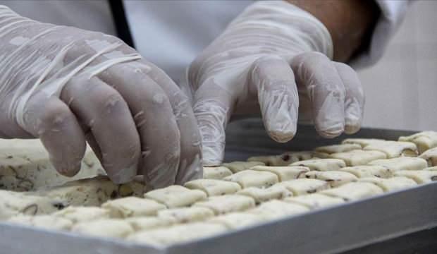 Osmanlı'dan miras tatlılar bayram için hazırlanıyor