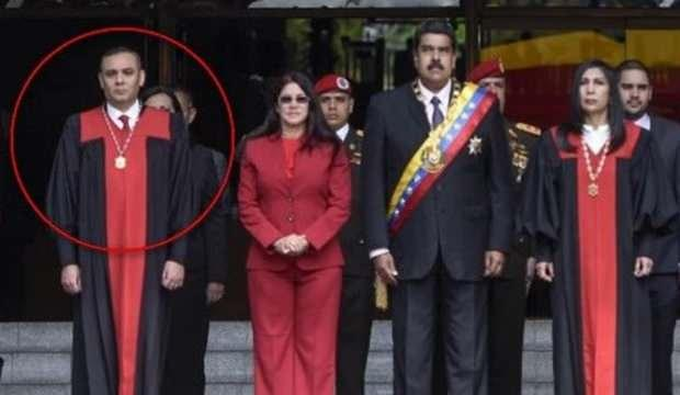 Venezuela Adalet Divanı Başkanı'nın yakalanması için 5 milyon dolarlık ödül!