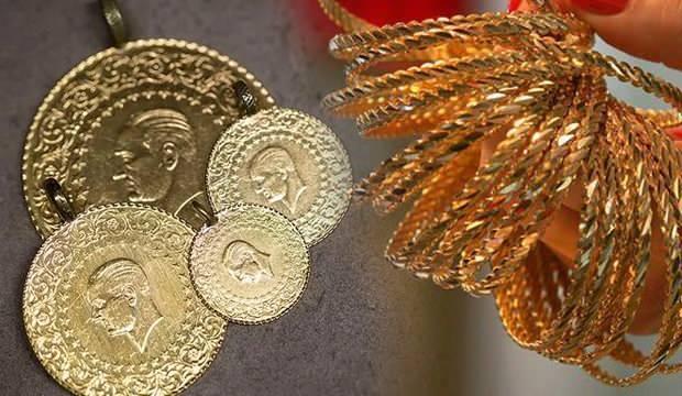 30 Temmuz Altın fiyatları rekora gidiyor| Çeyrek Altın Gram Altın alış Bilezik satış fiyatı