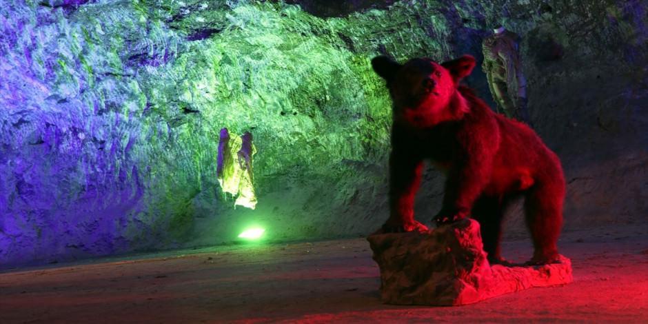 5 bin yıllık Tuz Mağarası ziyarete açıldı