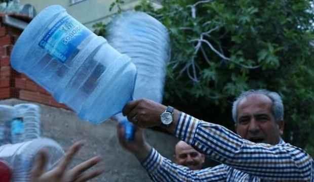 İzmirli bayram sabahına susuz uyandı!