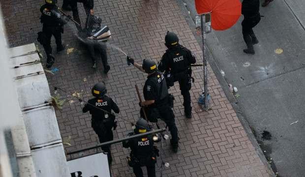 ABD Adalet Bakanı, polislerin müdahalesini savundu