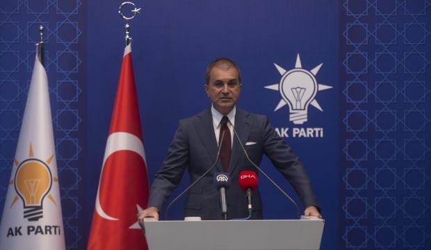 AK Parti Sözcüsü Çelik: Kadınlar insandır, biz de insanoğluyuz