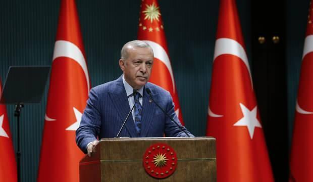 Başkan Erdoğan dünya liderleriyle bayramlaştı