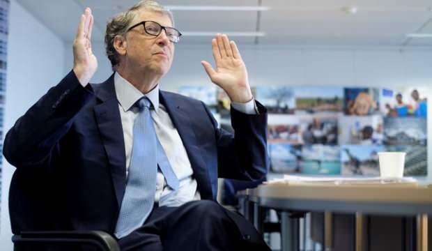 Bill Gates'ten dikkat açıklama: İsraftan başka bir şey değil