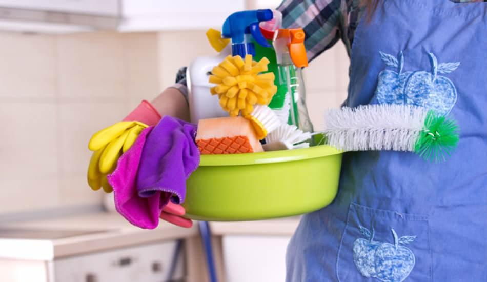Ramazan öncesi temizlik nasıl yapılır? Ramazan öncesi dip köşe temizlik!