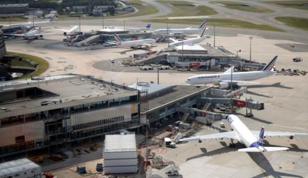 Fransa'nın havalimanı büyütme planına kovid engeli