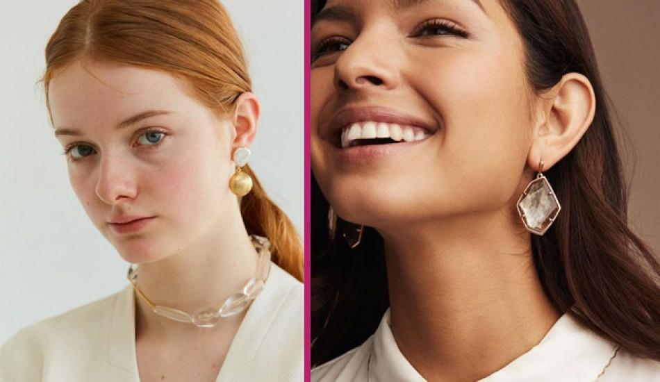 Gümüş küpelerle ilgili bilinmesi gerekenler! Gümüş küpe modelleri 2020