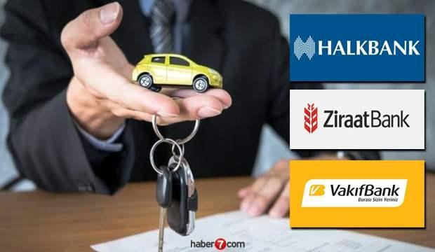 HalkBank Ziraat Bankası ve VakıfBank yerli araç modellerini Taşıt Kredisi kampanyasında çıkardı