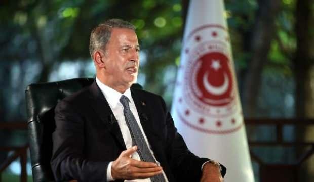Hulusi Akar'dan Libya konusunda çok net mesaj!