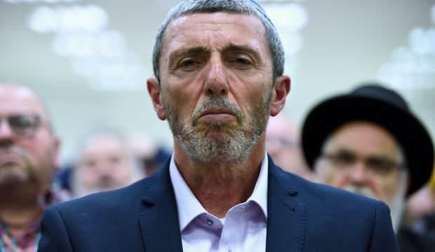 İşgalci İsrail'in Kudüs İşleri Bakanı koronavirüse yakalandı