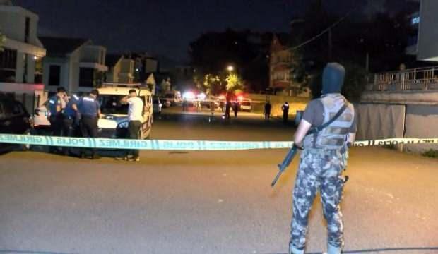 Kartal'da silahlı kavga: 1 polis yaralandı