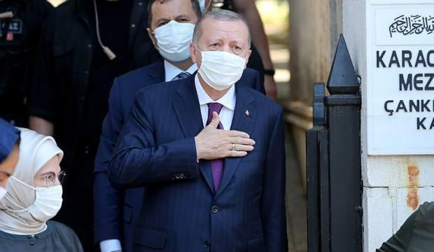 Erdoğan ve diğer liderlerin bayram programı belli oldu