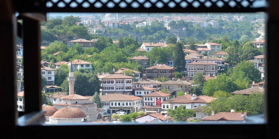 Osmanlı'nın parmak izi Safranbolu'da tarihi yolculuk