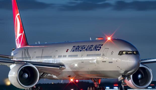 Türk Hava Yolları'ndan 'Antalya' paylaşımı