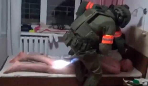 Büyük operasyon! Rus paralı askerleri böyle yakalandı