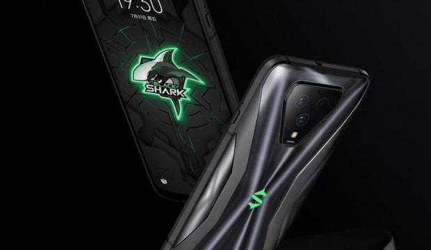 Xiaomi'den oyun canavarı: Black Shark 3S