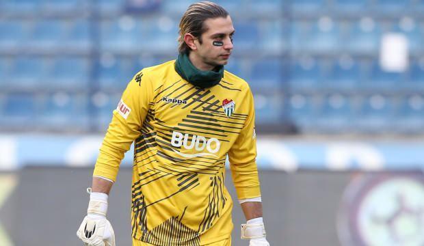 Çağlar Şahin Akbaba, Bursaspor'a veda etti