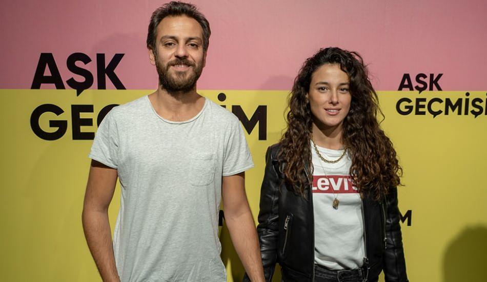 Cansu Tosun ve Erkan Kolçak Köstendil çiftinin oğulları Marsel'den ilk fotoğraf!