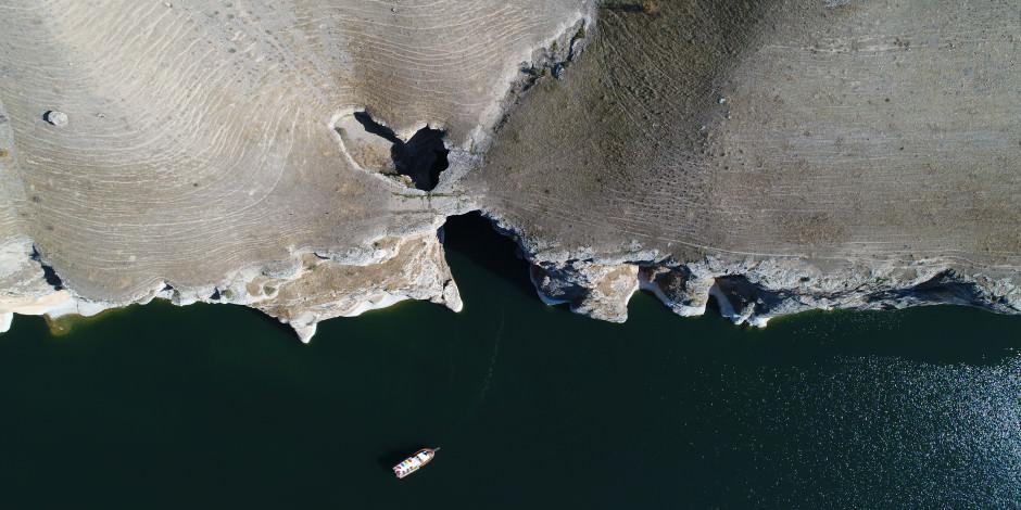 Elazığ'ın 9 milyon yıllık kanyonları