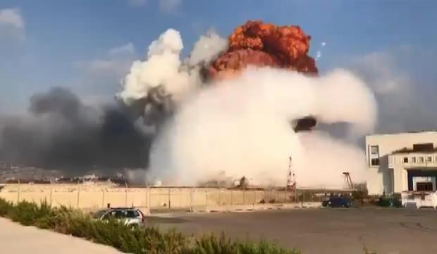 İşte patlamanın yerle bir ettiği Beyrut Limanı'nın önemi