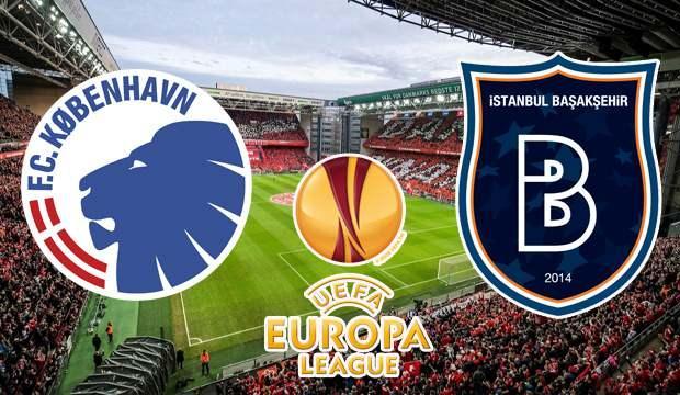 Kopenhag Başakşehir maçını verecek yabancı kanallar! Kopenhag Başakşehir maçı saat kaçta?