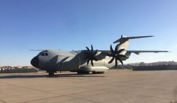 MSB: TSK'ya ait A400M, Lübnan için hazırlıklara başladı