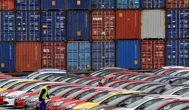 Otomotiv ihracatını AB ülkeleri sırtladı