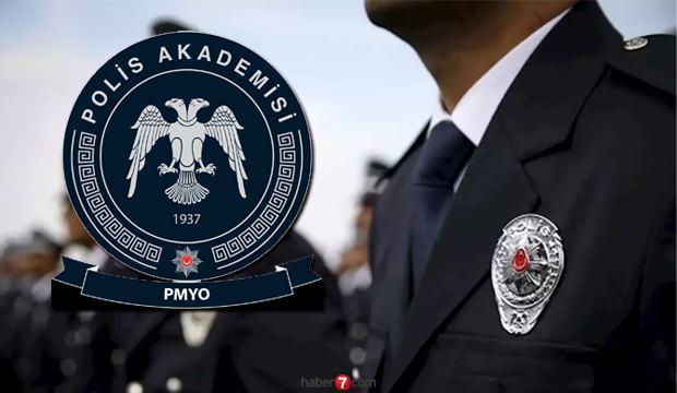 Polislik başvuruları ne zaman başlayacak? 2020 PMYO TYT taban puanları
