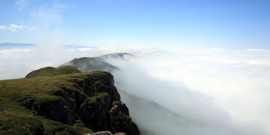 Rize'nin bulutlara komşu vadisi: İkizdere