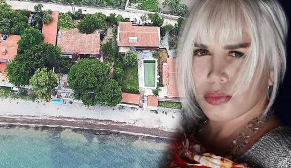Sezen Aksu kaçak boru döşettiği villasını 6.5 milyon TL'ye satışa çıkarttı!