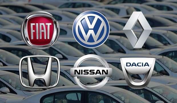 Sıfır araç fiyatları değişti! 2020 Ağustos ayı Fiat Volkswagen Honda zamlı araba fiyatları