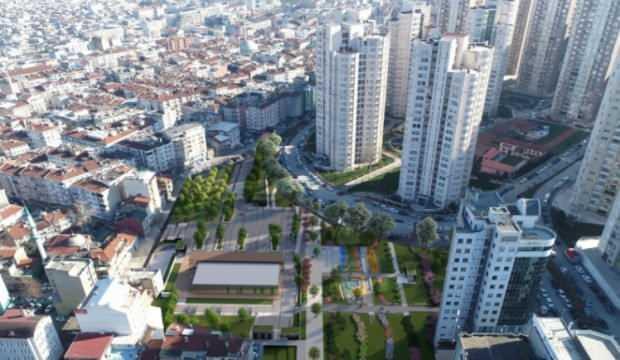 TOKİ'den, Bursa'ya yeni millet bahçeli meydan geliyor