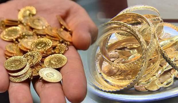 14 Ağustos Altın fiyatları inişli çıkışlı | Gram Altın Çeyrek Altın bilezik alış satış fiyatı