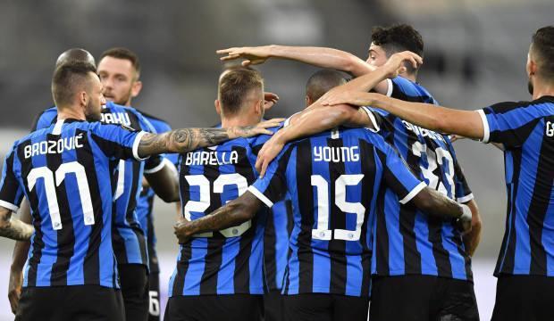 Lukaku rekor kırdı, Inter yarı finale çıktı