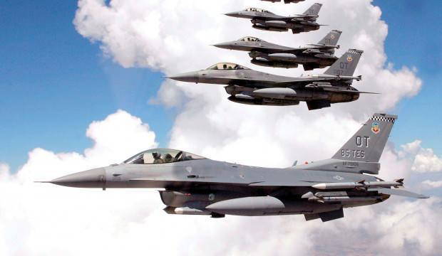 ABD'den Çin'i kızdıracak karar! Tayvan'a 90 adet F-16 sattılar