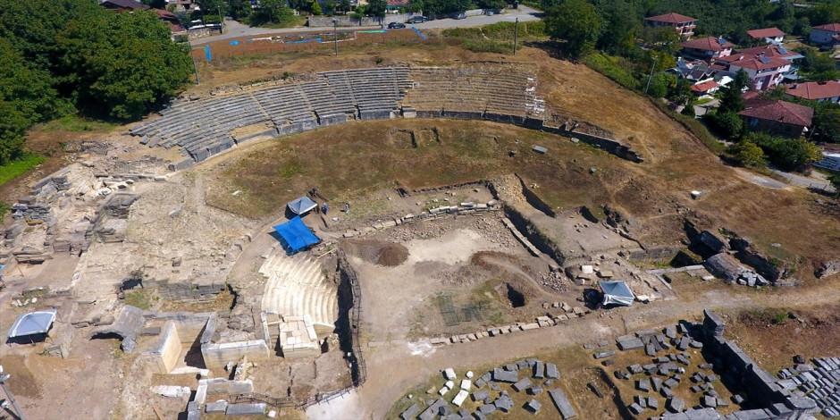 'Batı Karadeniz'in Efes'i' Prusias ad Hypium Antik Kenti