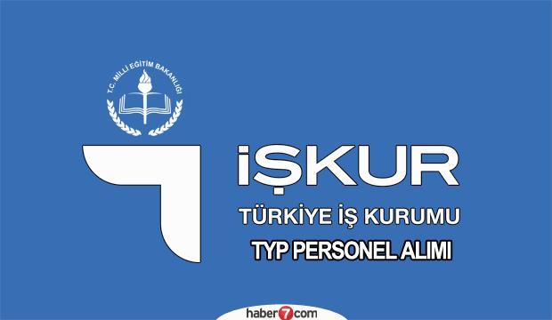 MEB TYP ile Türkiye geneli personel alımı! Kimler başvuru yapabilir?