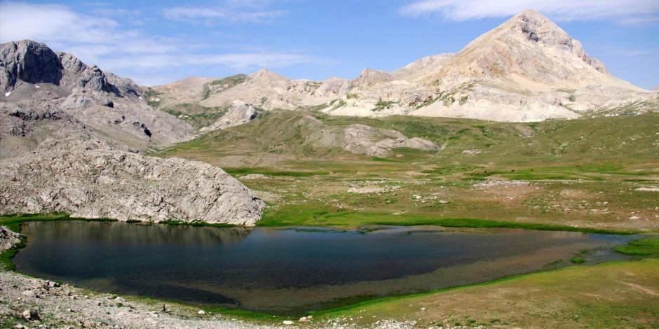 Munzur Dağları'nın saklı güzelliği: Kepır Gölü