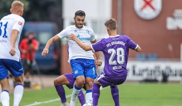 Ozan Kabak ve Ahmed Kutucu'dan birer gol